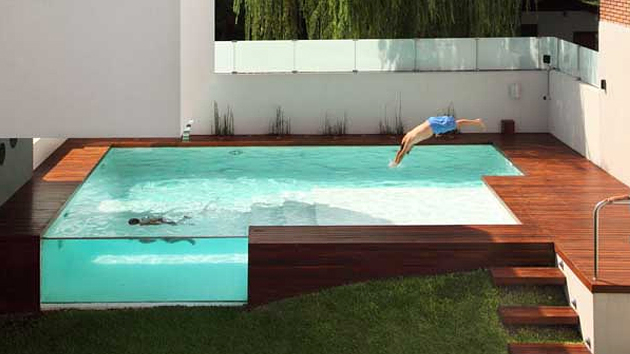 devoto outdoor pool