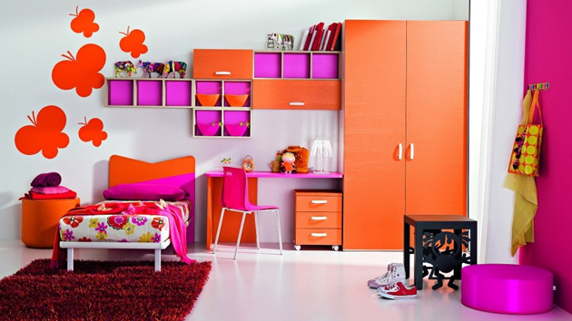 10 Tips In Designing Fun And Lively Kid S Bedroom Home