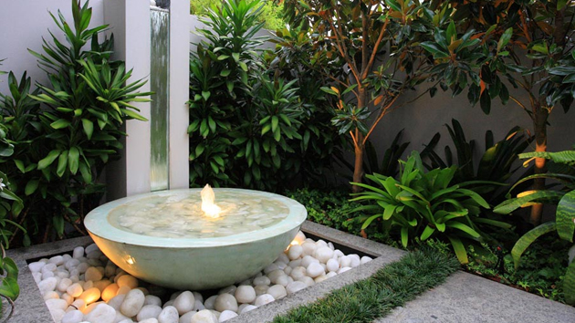 Charmant Landscape Designs For Creative And Sophisticated Garden Ideas | Home Design  Lover