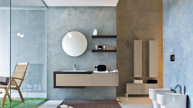15 Stunning Modern Bathroom Designs
