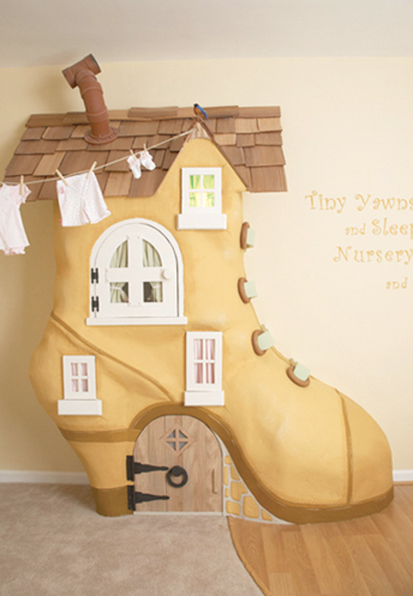 Magical Children's Bedroom from Kidtropolis | Home Design ...