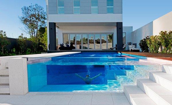 pool landscapes