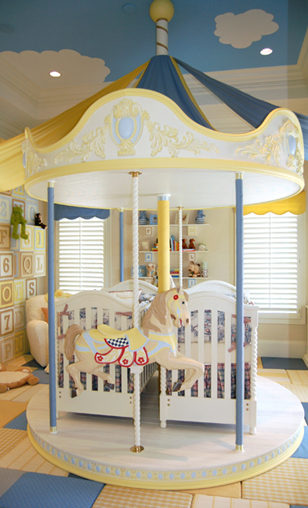 Carousel Bedroom