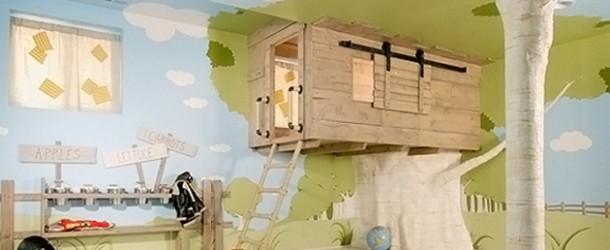 bedroom by kidtropolis