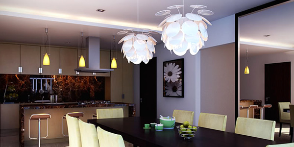 Lighting In Dining Room. Use Pendant Lights Lighting In Dining Room O