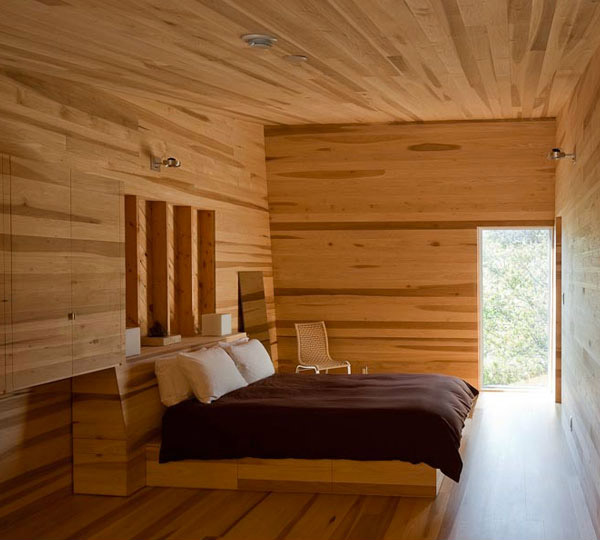 Bedroom wood
