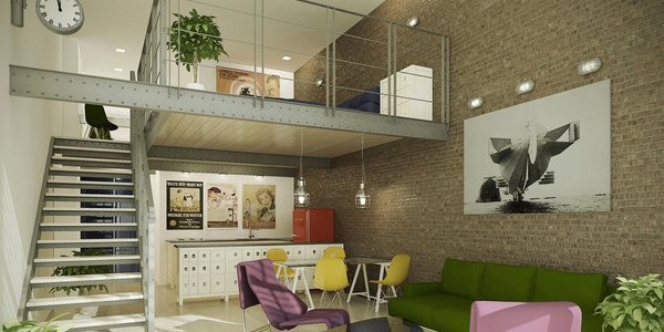 How to Design a Functional Mezzanine | Home Design Lover