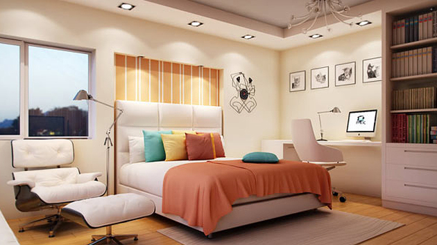 20 pretty girls 39 bedroom designs home design lover - Bedroom for girl interior design ...