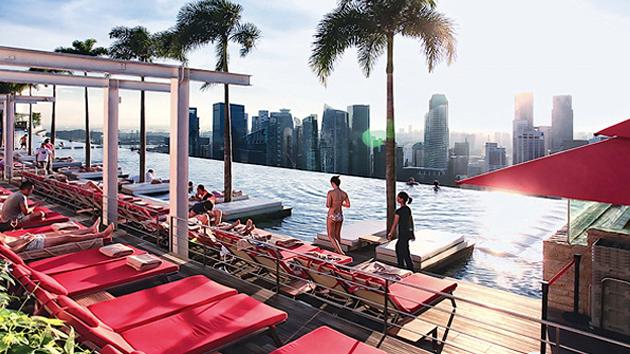 The Marina Bay Sands S...