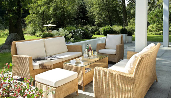 Garpa Garden Furniture Comfortable Outdoor Living Home