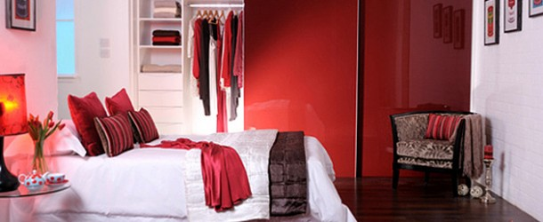 a sliderobe bedrooms