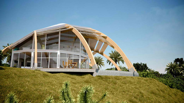The Pearl An Iconic Eco Friendly Habitat Home Design Lover