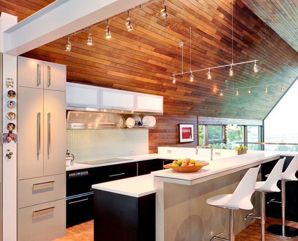 Queen Anne House Kitchen Room 1