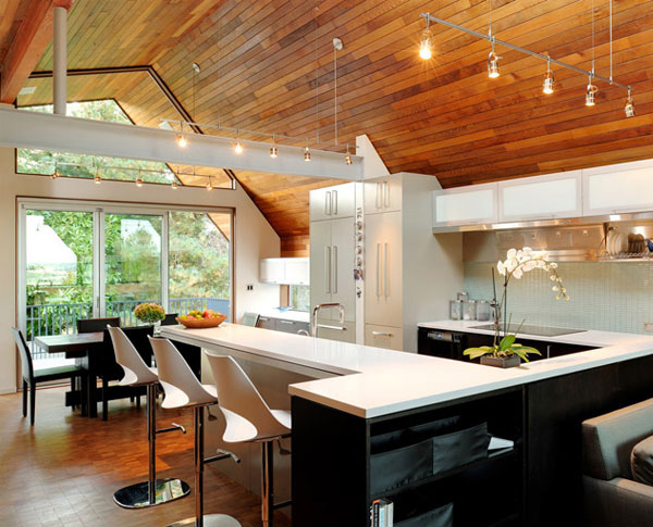 Queen Anne House Kitchen Room 2