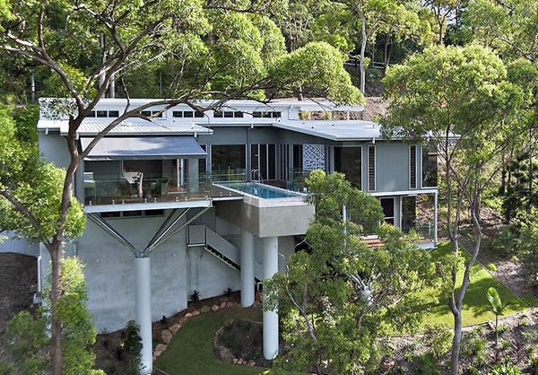 Treetops Residence Front View