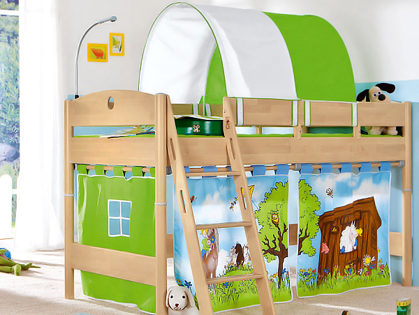 Making Children Happy With Paidi S Creative Bedrooms