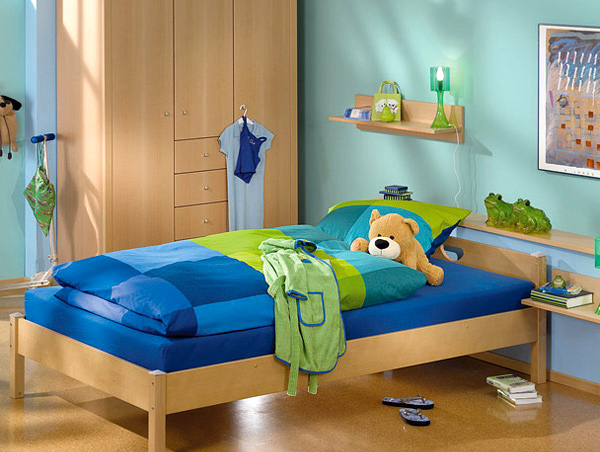 Creative kiddy Bedrooms