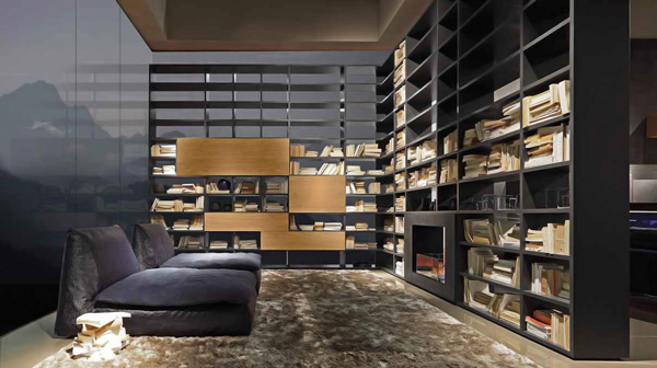 Presotto Italia's furnitures