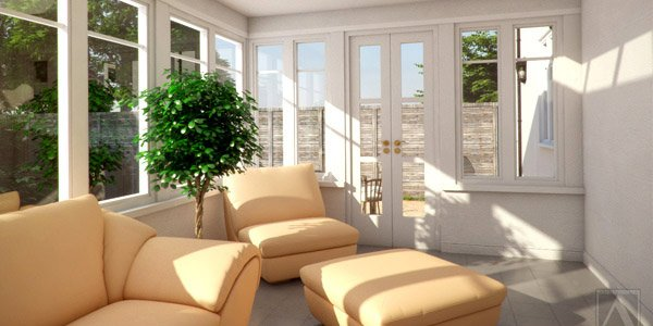Use energy efficient windows