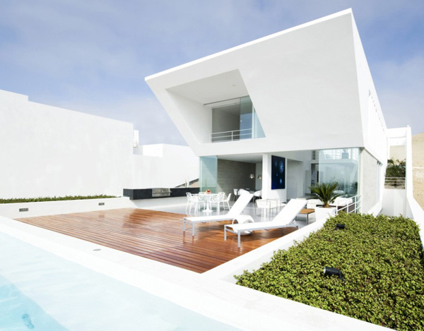 House El Playa design