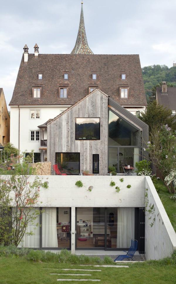 Kirchplatz Office + Residence Front