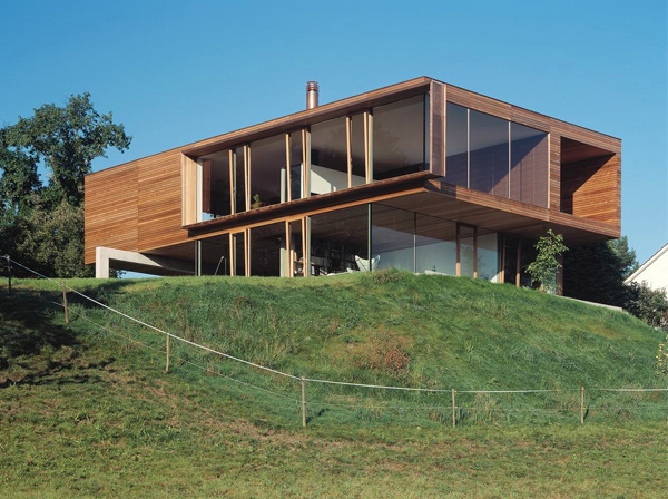 Lindau House Front