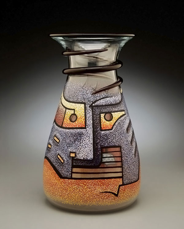 A Showcase Of 10 Artistic Vase Designs From Dan Dailey Home Design