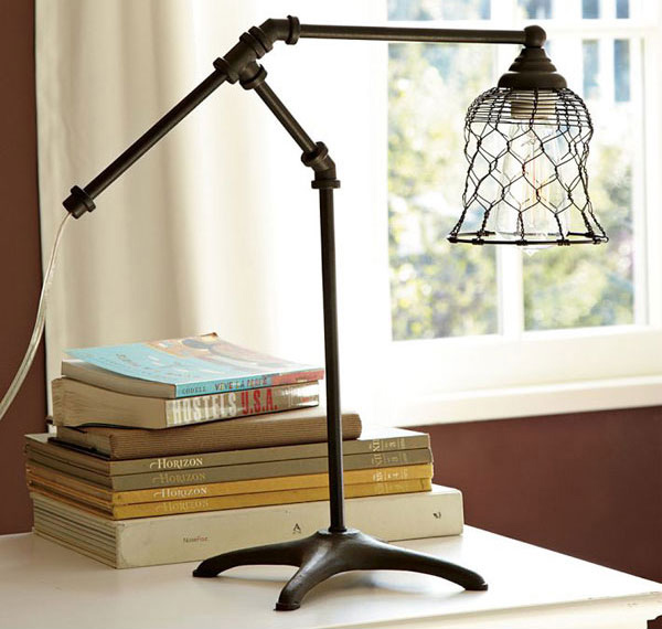 Multi Function Study And Task Lamps From Pottery Barn Teen