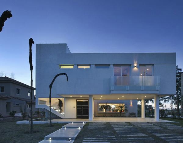 House RA design