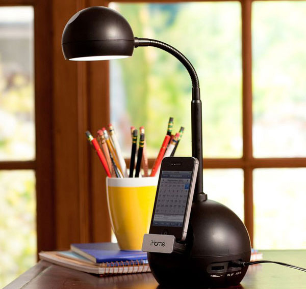 study lamp design