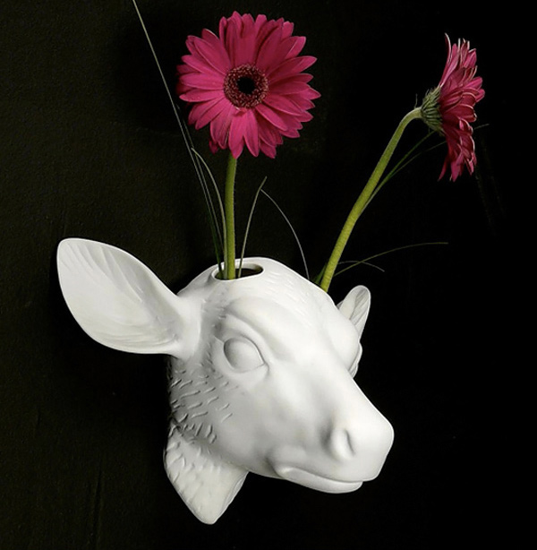 10 Animal Inspired Vases from Creative Designers | Home ...