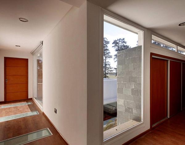 glazed window design