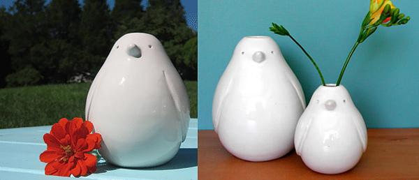 Penguin Vase