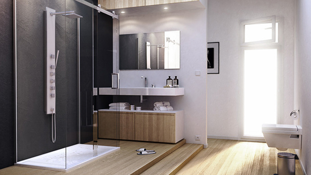 Tips on buying the best bathroom accessories home design for Bathroom decor 2012