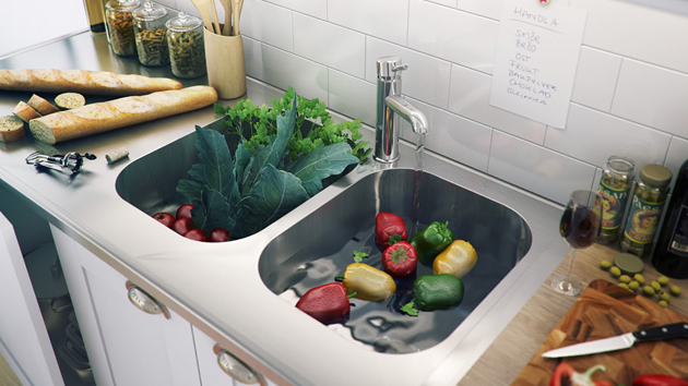 choosing kitchen sink how to choose the right kitchen sink home design lover 2190