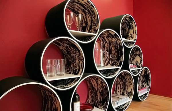 unique shelf designs