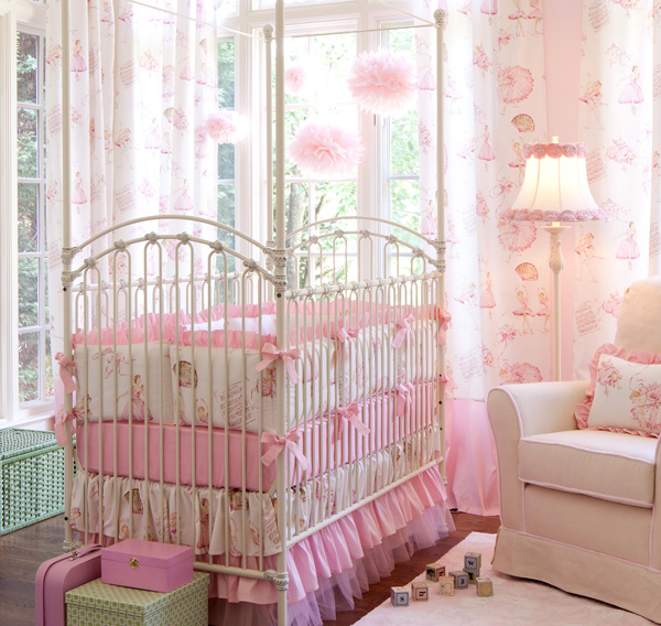 20 Beatifull Decor Ideas For Your Baby S Room: 15 Pink Nursery Room Design Ideas For Baby Girls