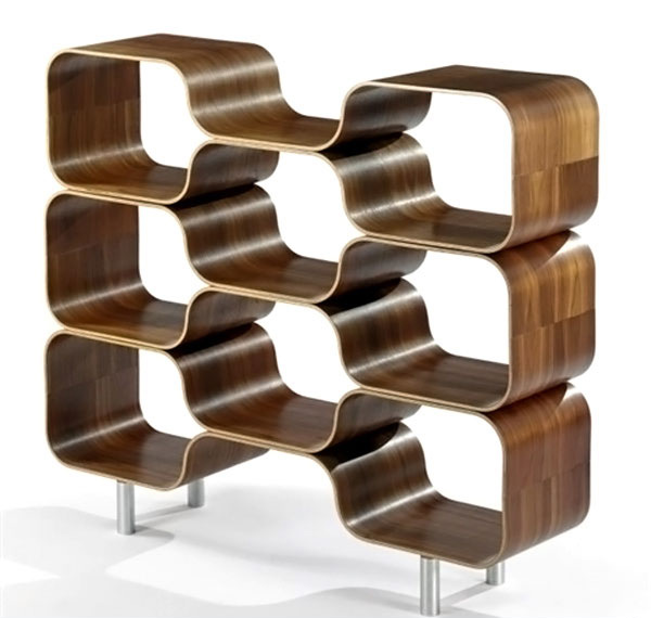 13 Impressively Unique Shelf Designs Home Design Lover