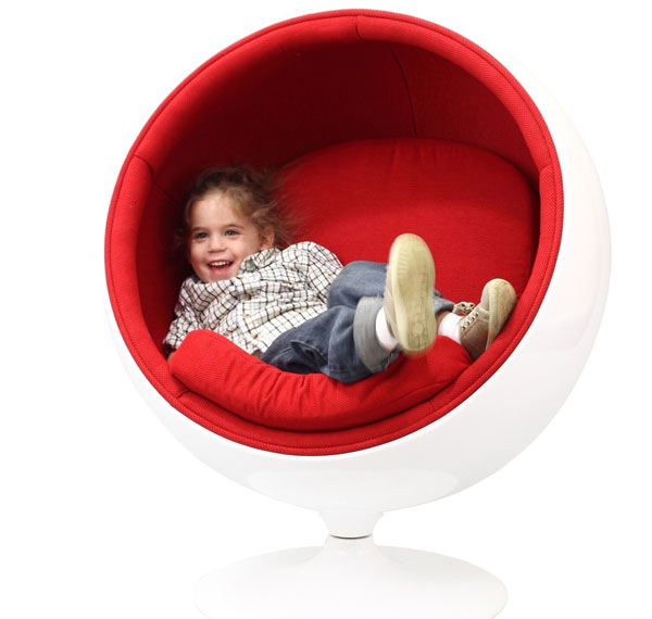 These Creative Man Cave Ideas Will Help You Relax In Style: 12 Fun And Creative Children's Chair Designs