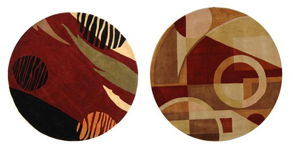Handmade Round Rugs