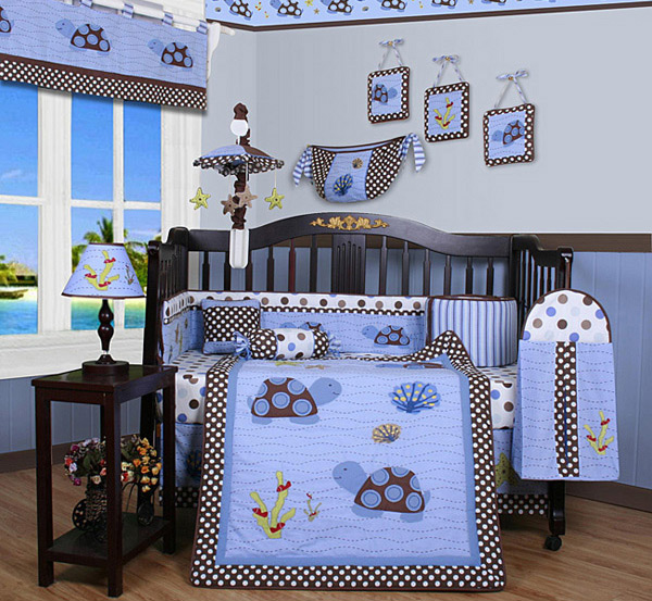 20 Beatifull Decor Ideas For Your Baby S Room: 20 Baby Boy Nursery Rooms Theme And Designs