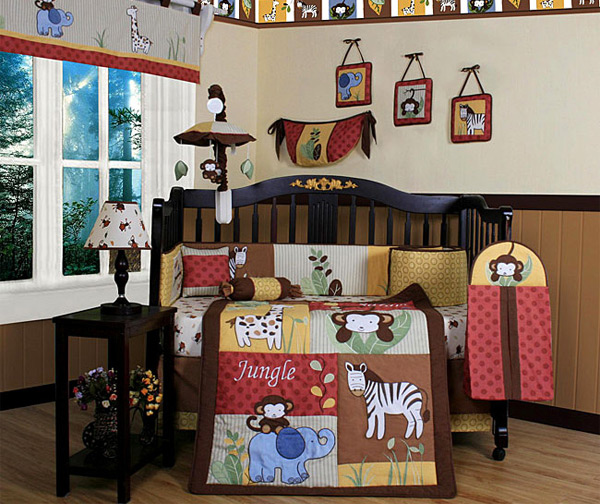 amazon jungle for boys - Baby Boy Room Themes