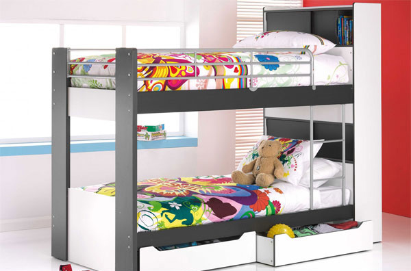 Kid S Bedroom Furniture Space Saving Bunk Beds Home