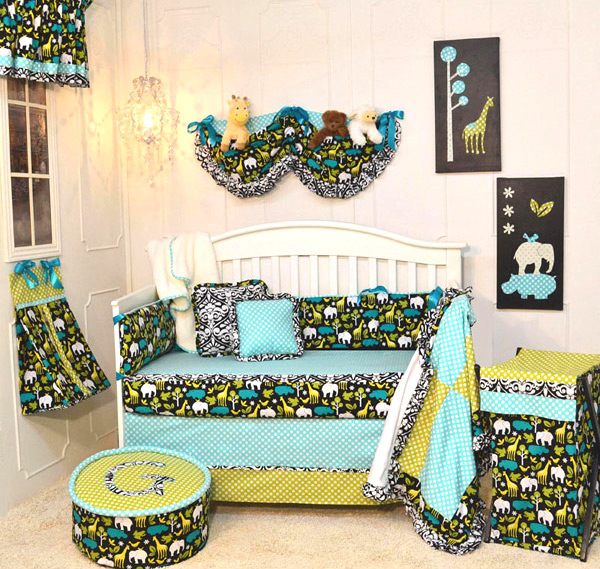baby boy nursery rooms - Baby Boy Room Themes