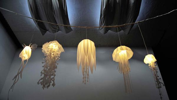 lamps medusae