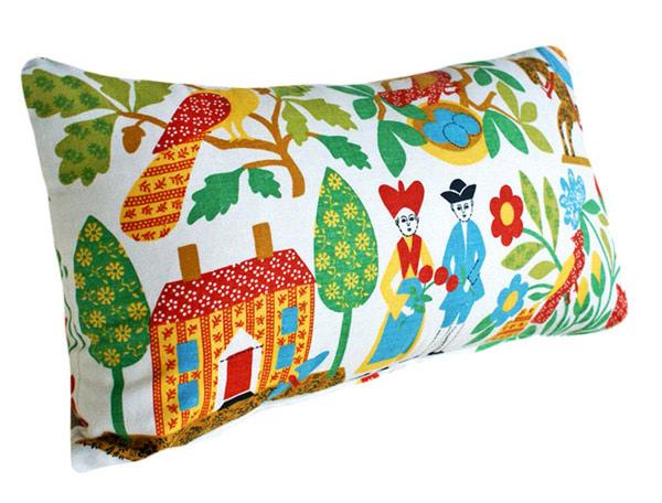Country Folk Art Pillows