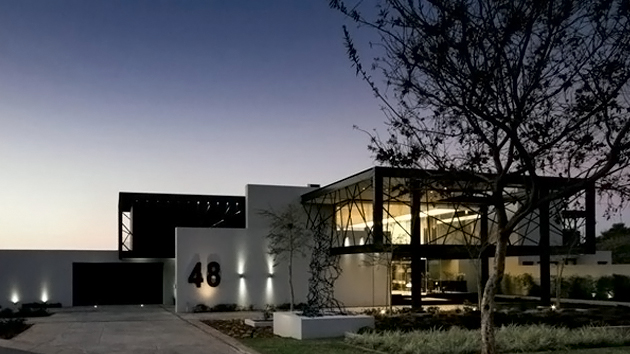the iconic ber house in midrand south africa home