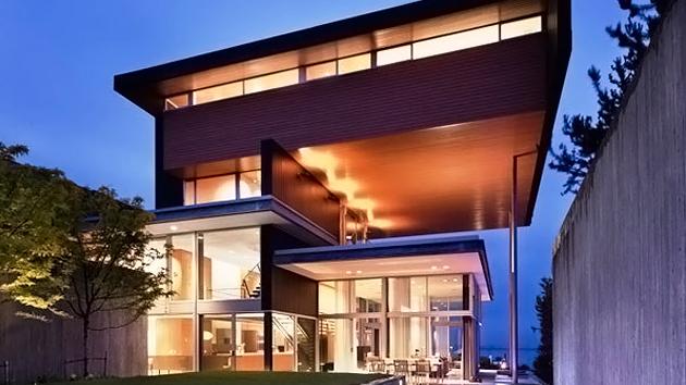 graham residence in california