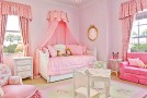 pink nursery room design ideas for baby