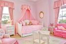 pink nursery room design ideas for baby